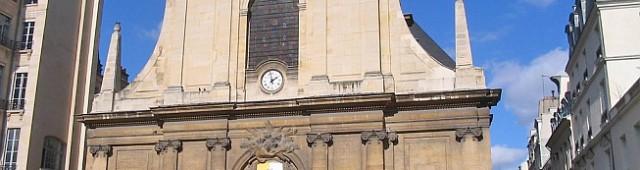 Базилика Нотр-Дам-де-Виктуар (Basilique Notre-Dame-des-Victoires)