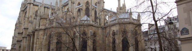 Базилика Святой Клотильды (Basilique Sainte-Clotilde)