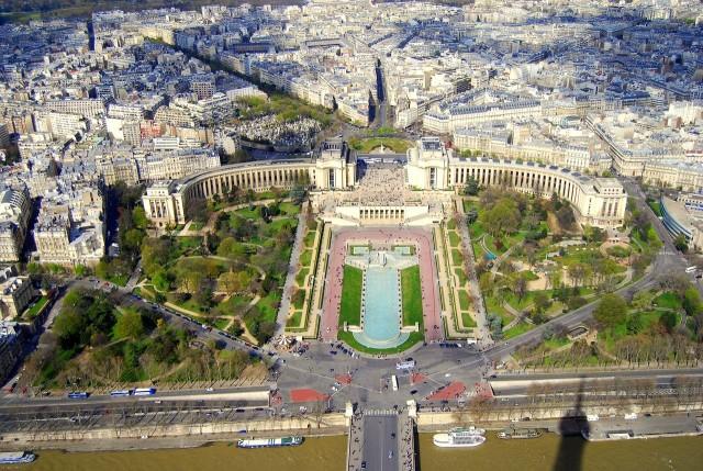 Дворец Шайо (Palais de Chaillot)
