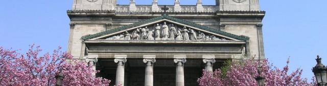 Церковь Святого Венсана де Поля (Église Saint-Vincent-de-Paul)