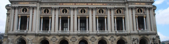 Дворец Гарнье (Palais Garnier)