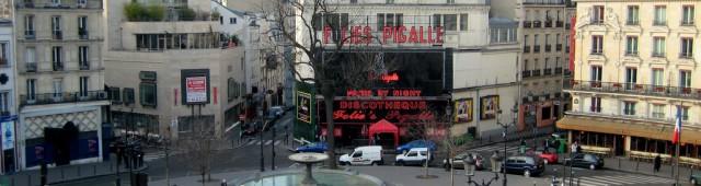 Площадь Пигаль (Pigalle)