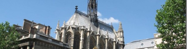 Святая капелла Сент-Шапель (Sainte Chapelle)