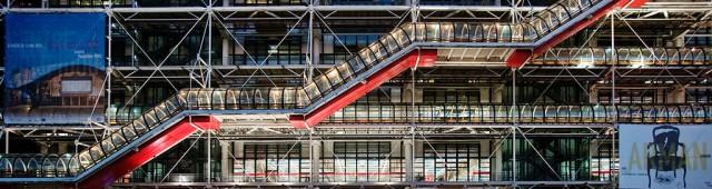 Французский Государственный музей современного искусства (Musée national d'Art moderne)