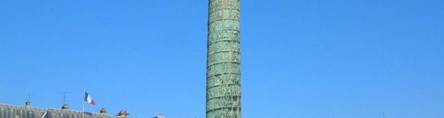Вандомская колонна (Colonne Vendôme)