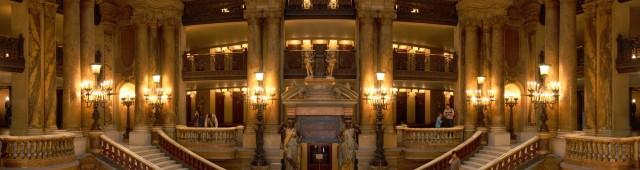 Государственная парижская опера (Opéra National de Paris)