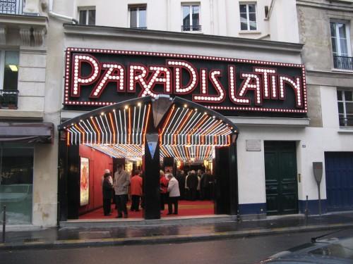 Парадиз Латин (Paradis Latin)
