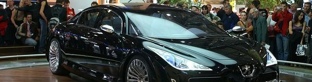 Парижский автосалон (Mondial de l'Automobile)