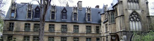 Музей Средневековья (musée du Moyen Âge – thermes et hôtel de Cluny)