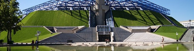 Дворец спорта Берси (Palais Omnisports de Paris-Bercy)
