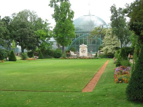 Ботанический сад Парижа (jardin botanique de la ville de Paris)