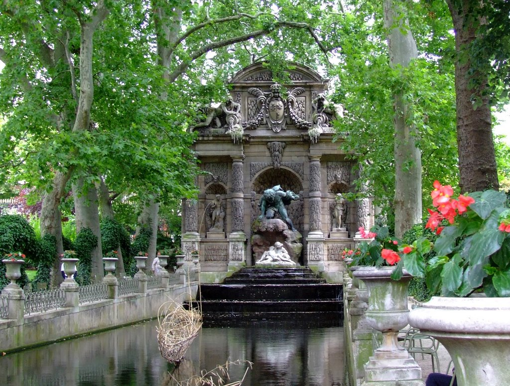for Jardin of luxembourg