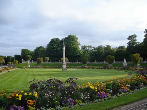 Люксембургский сад (Jardin du Luxembourg)