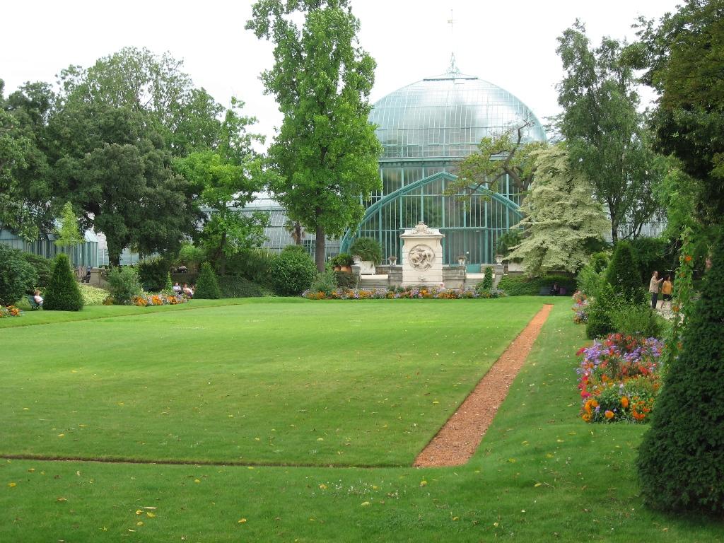 for Jardin botanique paris