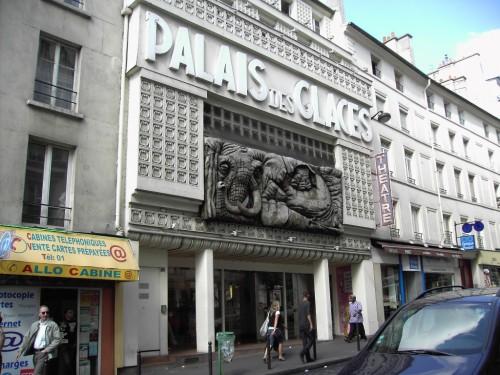 Зеркальный дворец (Palais des Glaces)