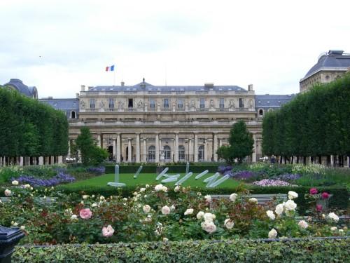 Пале-Рояль (Palais-Royal)
