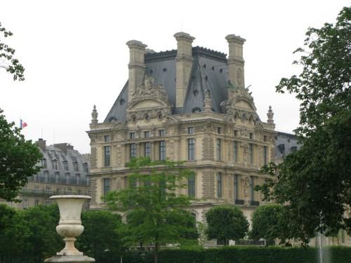 Дворец Тюильри (Palais des Tuileries)