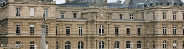 Люксембургский дворец (Palais du Luxembourg)