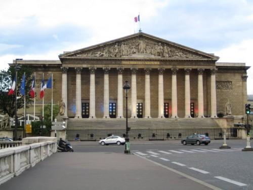 Бурбонский дворец (Palais Bourbon)