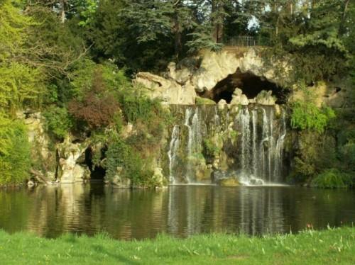 Булонский лес (le bois de Boulogne)