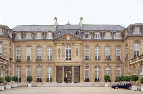 Елисейский дворец (Palais de l'Élysée)