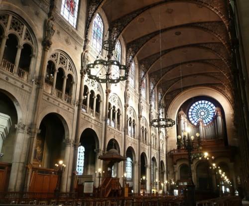Церковь Святого Августина, Сент-Огюстен (Église Saint-Augustin)