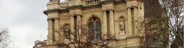 Церковь Святых Гервасия и Протасия или Сен-Жерве (Église Saint-Gervais-Saint-Protais)