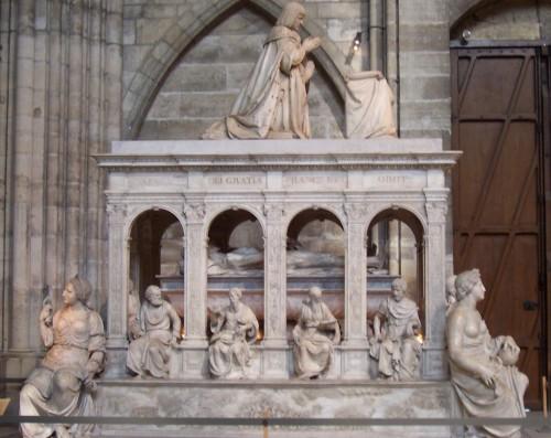 Аббатство Сен-Дени (Abbaye de Saint-Denis)