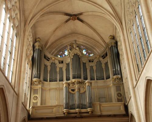 Церковь Сен-Жермен-л'Осерруа (L'église Saint-Germain-l'Auxerrois)