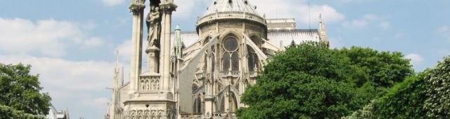 Собор Парижской Богоматери (Нотр-Дам-де-Пари) (Notre Dame de Paris)