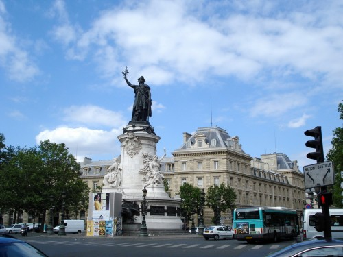 Площадь Республики (Place de la République)