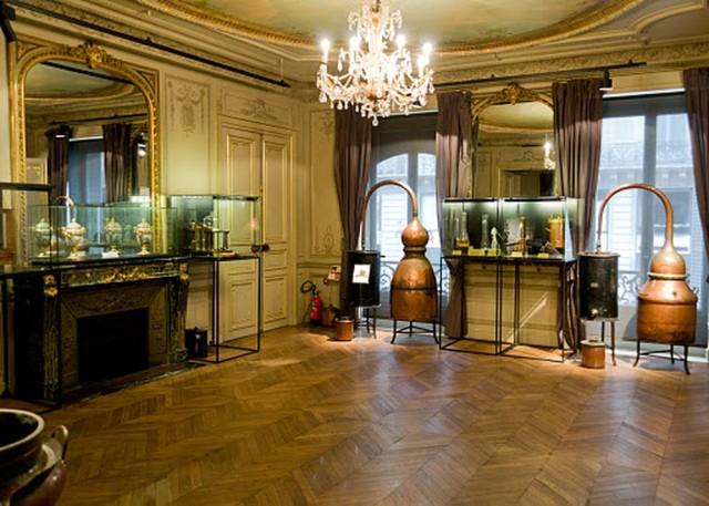 Музей духов Фрагонар (Musée de la Parfumerie Fragonard )