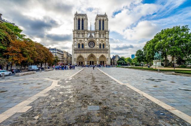 Нотр-Дам-де-Пари (Notre Dame de Paris)