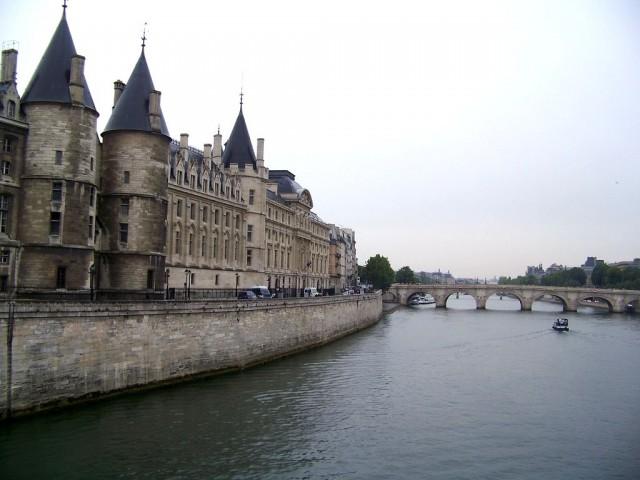 Консьержери (La Conciergerie)