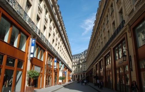 Бульвар Капуцинок (Boulevard des Capucines)
