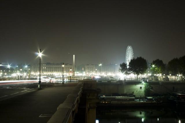 Площадь Конкорд или площадь Согласия (Place de la Concorde)