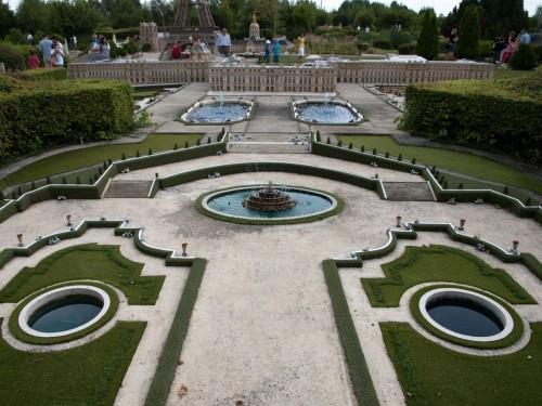 Парк «Франция в миниатюре» (France Miniature)