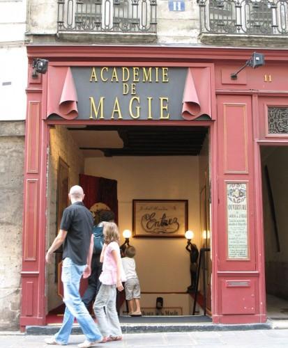 Музей магии (Musée de la Magie)