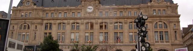 Вокзал Сент Лазар (Gare St. Lazare)