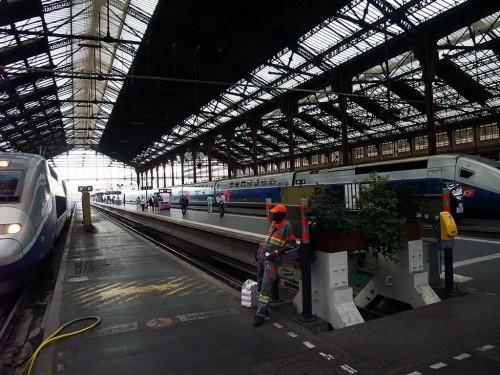 Лионский вокзал (Paris Gare de Lyon)