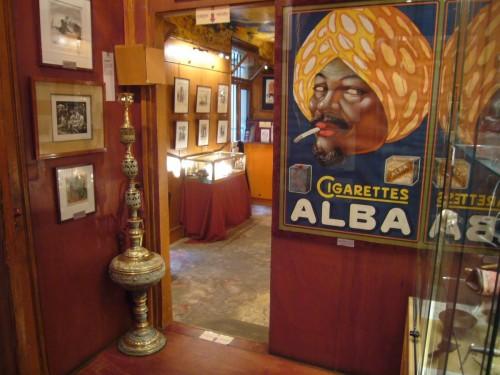 Музей курения (Musee du Fumeur)