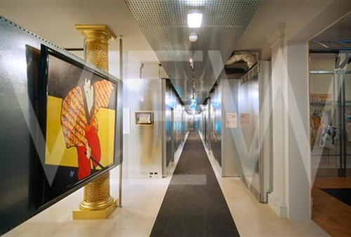 Музей рекламы (Musée de la Publicité)