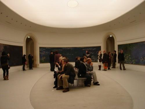 Музей Оранжери (Musee de l'Orangerie)
