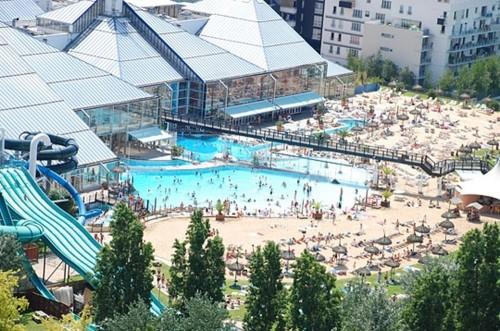Водный парк Аквабульвар (Aquaboulevard)