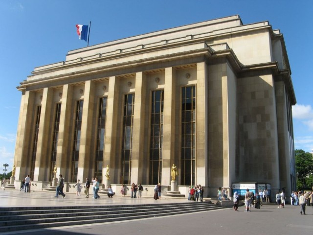 Музей человека (Musée de l'Homme)