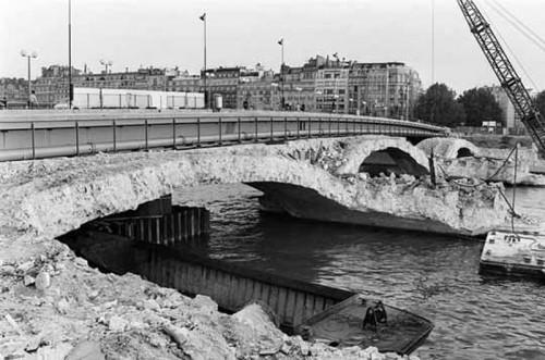 Мост Альма (Pont de l'Alma)