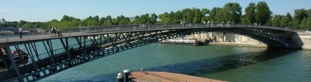 Мост Сольферино (Pont de Solférino)