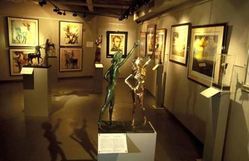 Музей Сальвадора Дали (Espace Dali)