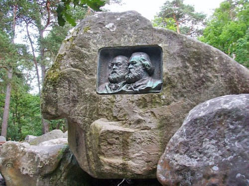 Лес Фонтенбло (Forêt de Fontainebleau)
