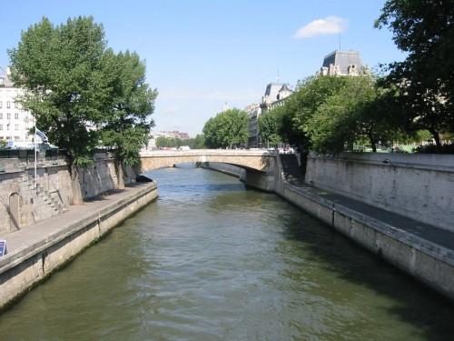 Малый мост (Petit Pont)